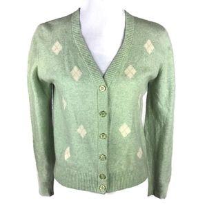 Escada Margaretha Lev Vintage Cardigan Size 38 Med
